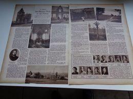 """Origineel Knipsel ( 91 ) Uit Tijdschrift """" Zondagsvriend """"  1936 :  Sint - Martens - Thielt ( Tielt ) - Ohne Zuordnung"""