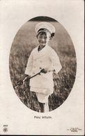 ! Alte Ansichtskarte, Adel, Royalty,  Prinz Wilhelm Von Preussen, Phot. G. Berger, Potsdam - Familles Royales