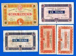 Nancy  5  Billets - Handelskammer