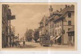 CPA-68-Haut Rhin- SAINT-LOUIS- Rue De Bâle- - Saint Louis