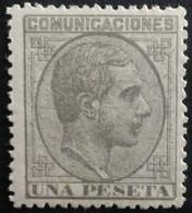 España: Año. 1878 - ( Rey Alfonso XII ) - Nuevos