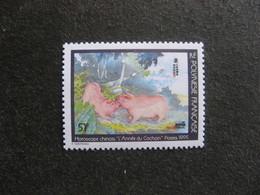 Polynésie: TB  N° 480D , Neuf XX. - Polynésie Française