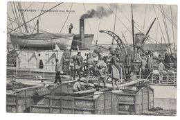 59 DUNKERQUE Déchargement D'un Navire - Dunkerque
