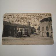 Habay La Neuve, Rue De La Poste, Poststraat, Bastogne, 1906.E.Nels,Bruxelles. - Habay