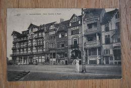 3067/DUINBERGEN - Hôtel PAUWELS (écrite Vers Gent)1920 - Non Classés