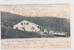 Ferme Auberge Kahlenwsen - Munster