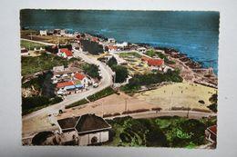 44 : La Plaine Sur Mer - Vue Aérienne - Le Port Giraud , La Plage Et Le Nouveau Boulevard - La-Plaine-sur-Mer