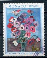 MONACO  N°  743  (Y&T)  (Oblitéré) - Oblitérés