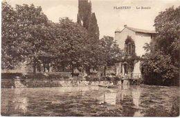 PLANTERY ( Environs D' Uzès - Le Bassin (119446) - Francia
