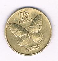 25 SENTIMO 1986 FILIPPIJNEN /5445/ - Philippines