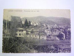 2020 - 6287  LANZO TORINESE  :  PANORAMA   1917  (3° Reggimento ALPINI)   XXX - Otras Ciudades