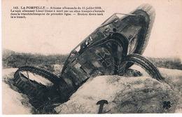 51 La Pombelle Le Tank Heinz 2 Cartes - Andere Gemeenten