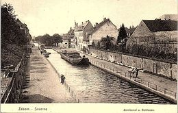 67 - SAVERNE  -- Zornkanal U Schleuse - Saverne