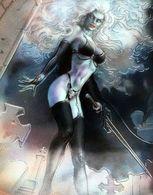 Erotique COMICS Erotic Fantasy LADY DEATH Sexe Diable Enfer Demon Cimetière Gothique épée Cemetery Gothic Hell Sword - Trading Cards