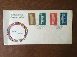 ALLEMAGNE 1972 PREMIER JOUR FDC - [7] Federal Republic