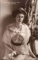 ! Alte Ansichtskarte, Adel, Royalty,  Prinzessin Victoria Louise Von Preußen, Diadem - Familles Royales