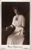 ! Alte Ansichtskarte, Adel, Royalty, Kronprinzessin Cecilie Von Preussen, Aufnahme Niederastroth Potsdam - Familles Royales