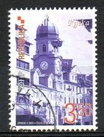 CROATIE. N°699 Oblitéré De 2005. Horloge De Rijeka. - Orologeria