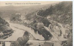 Bouillon - La Semois Et Les Deux Routes De France - Editeur Albert Florin, Bouillon - Bouillon