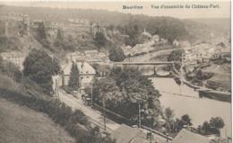 Bouillon - Vue D'ensemble Du Château-Fort - Editeur Albert Florin, Bouillon - Bouillon