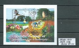 INDIEN MICHEL SATZ 2489,2490 BLOCK 81 Postfrisch Siehe Scan - India