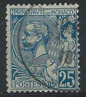 OO-/-944-  N° 25, Obl. , Cote 6.50 €, Occase A Saisir - Monaco