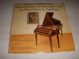 DISQUE VINYL 45 Tours Johan Andreas STEIN HAMMERFLUGEL JAHRE 1785 Im MOZART - Vinyles