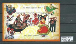INDIEN MICHEL SATZ 2535,2536 BLOCK 89 Postfrisch Siehe Scan - India