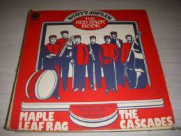 DISQUE VINYL 45 Tours NEW ENGLAND CONSERVATORY RAGTIME MAPLE LEAF RAG - CASCADES - Vinyles