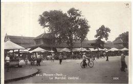 PHNOM PENH .LE MARCHE CENTRAL - Cambodia