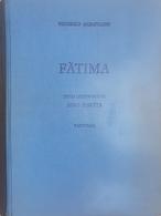 Partitura - Mompellio - Fatima - Per Voci Soliste Coro E Orchestra Ed. 1980 RARO - Livres, BD, Revues