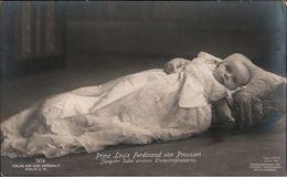 ! Alte Ansichtskarte, Adel, Royalty, Prinz Von Louis Ferdinand Von Preussen, Berlin, Liersch - Familles Royales