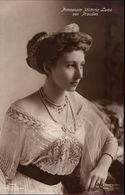 ! Alte Ansichtskarte, Adel, Royalty,  Prinzessin Victoria Louise Von Preußen, Diadem, Stolp, Liersch, Berlin Nr. 3408 - Familles Royales