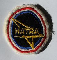 écusson Brodé Ancien Automobile MATRA - Voitures