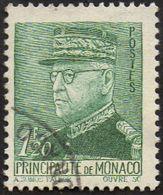 Monaco Obl. N°  228 - Prince Louis II - Monaco
