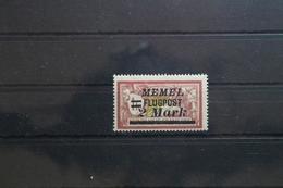 Memel 102 ** Postfrisch #UM349 - Memel