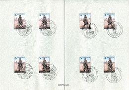 18168011 BE 19680317 ; Journée Du Timbre, Facteur Aux Armées 1916; In-folio Cob1445 A - Belgio