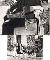 3 CP - Clichés Michel DESMURS - Répit - ... Simple Et Tranquille - Cen Que Les Mains Ne Sauraient Taire    (119470) - Illustrateurs & Photographes