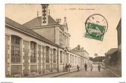 85 - LUCON ÉCOLES COMMUNALES - 2 MARS 1909 - N° 42 - 2 Scans - Lucon