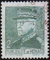 Monaco Obl. N°  274 - Prince Louis II - Monaco