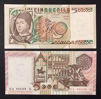 5000 Lire 19 10 1983 Antonello Da Messina Fds  LOTTO 2218 - 5000 Lire