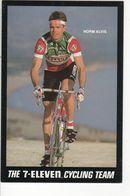 NORMAN ALVIS  7 ELEVEN 1989 - Cyclisme