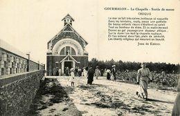 Pornic * GOURMALON * La Chapelle , Sortie De Messe - Pornic