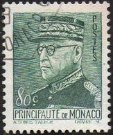 Monaco Obl. N°  226 - Prince Louis II - Monaco