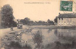 27-VILLIERS-EN-DESOEUVRE-LA MARE - Frankreich