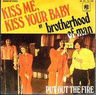 Disque 45 Tours BROTHERHOOD OF MAN - 1975 Pye Records PY 12 160 - Disco, Pop