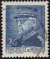 Monaco Obl. N°  232 - Prince Louis II - Monaco