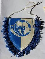 Fanion Football CTACN Caen Cafés Poccardi - Apparel, Souvenirs & Other