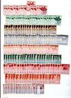 3 A4-Lageralbumseiten, Deutsches Reich, Xx,x,o - überwiegend Postfrisch - Germany