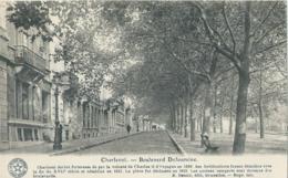 Charleroi - Boulevard Defontaine - 1922 - Charleroi